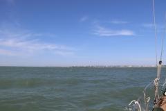 Annäherung Mar del Plata